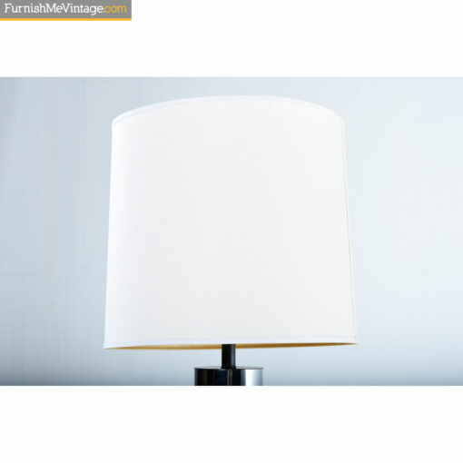 cotton white lamp shade
