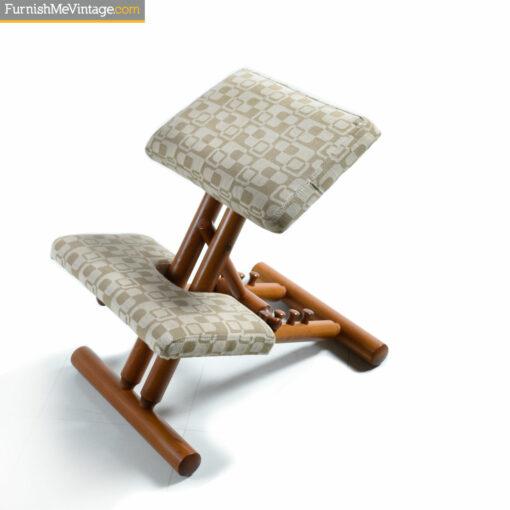 ergonomic westnofa kneeling chair