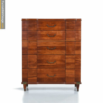 high boy hickory manufacturing dresser