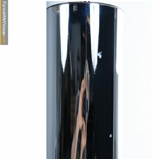 table lamp chrome artemide