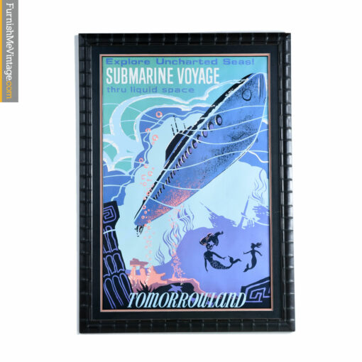 tomorrowland voyage submarine print