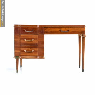 traditional vintage cherry desk