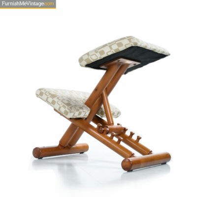 westnofa beech kneeling chair