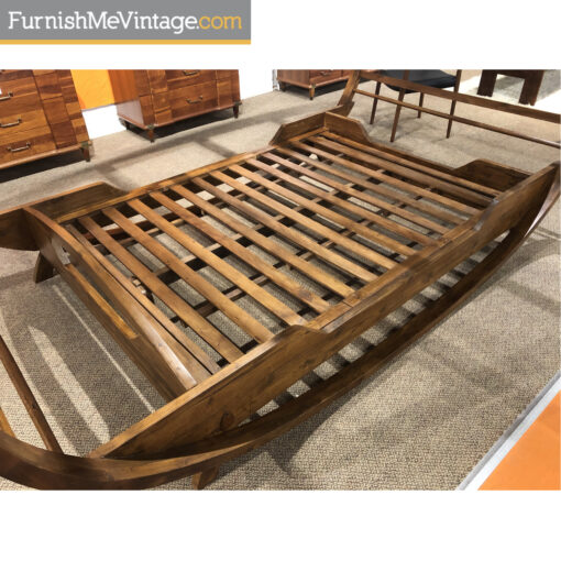 hawaiian teak bed