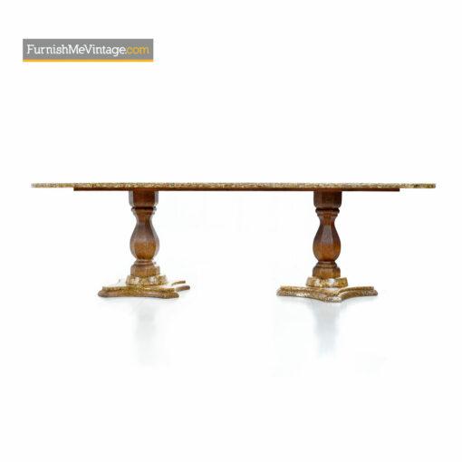 Arturo Pani abalone coffee table