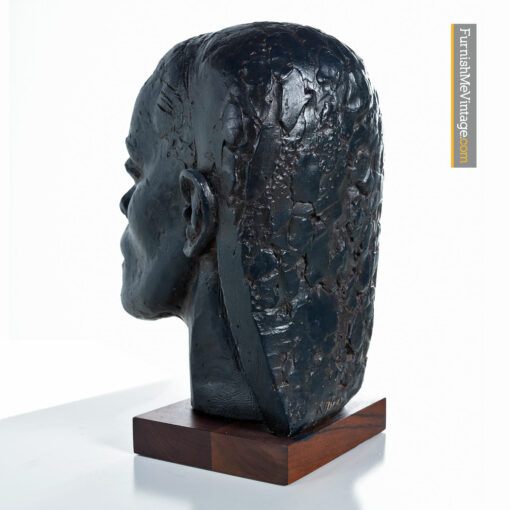 Martha Graham Joseph Konzal-sculpture