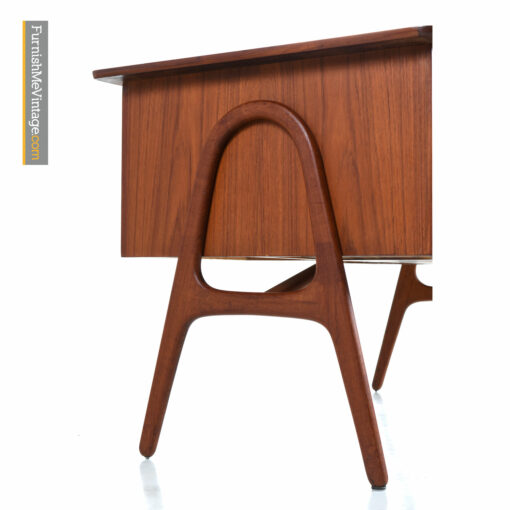 svend madsen bookcase desk