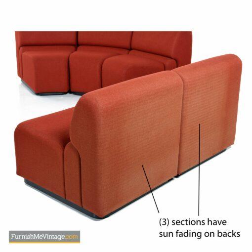 7 piece jack cartwright sectional sofa