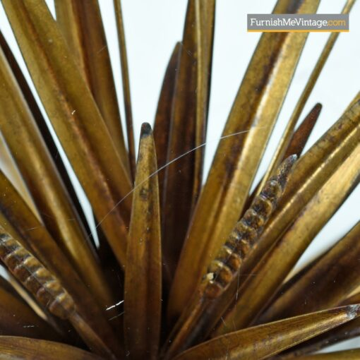 Brass Wheat Sheaf coffee table