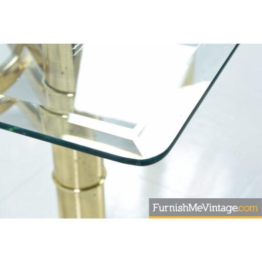 beveled edge glass