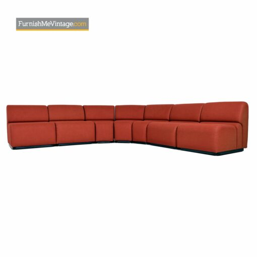 jack cartwright curved sectional sofa