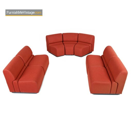 jack cartwright tweed ectional couch