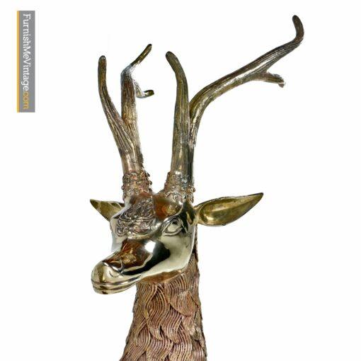 mcm brass deer sarreid