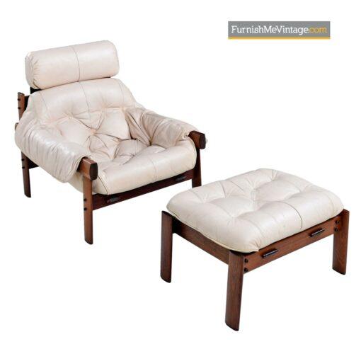 mid century modern brazilian lounge chair