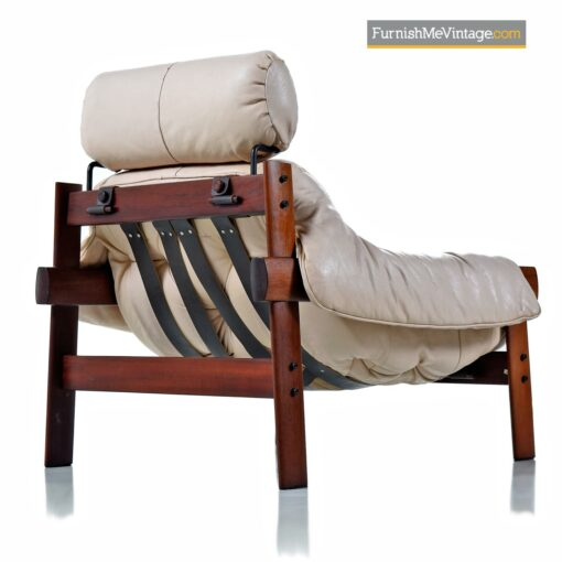 percival lafer MP 041 lounge chair