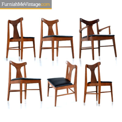 american of martinsville modern chairs