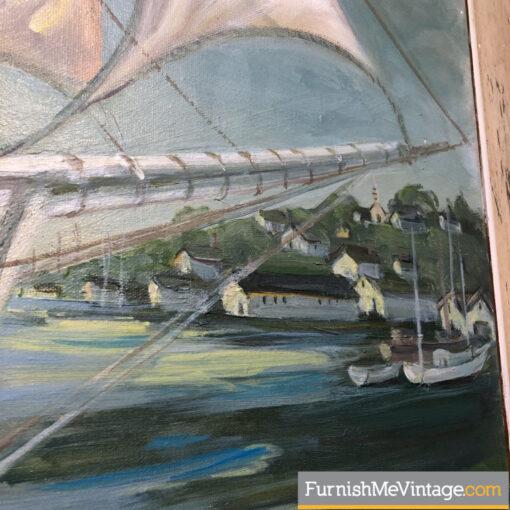 chapman virginia coast painting