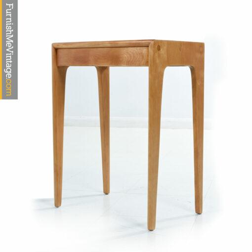 heywood wakefield side table 312 G