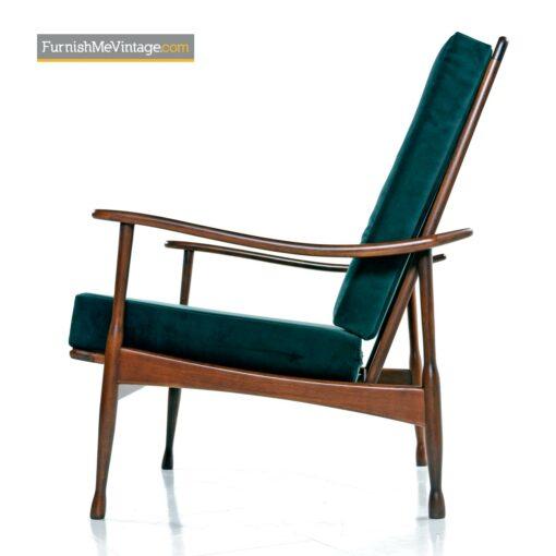 Italian mid century modern armchair