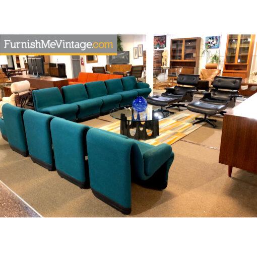 modular commercial modern sofa