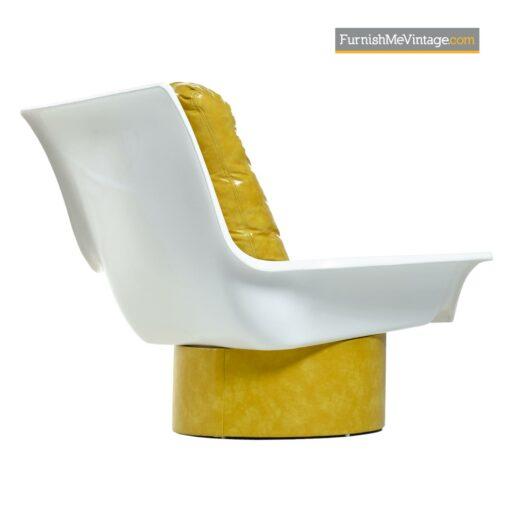 molded plastic futorian lounge chairs