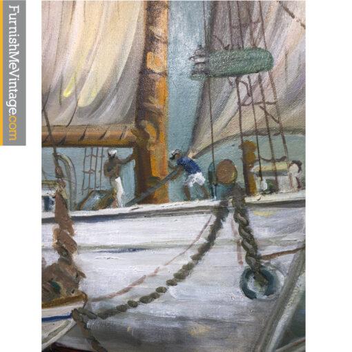 regina chapman nautical painting