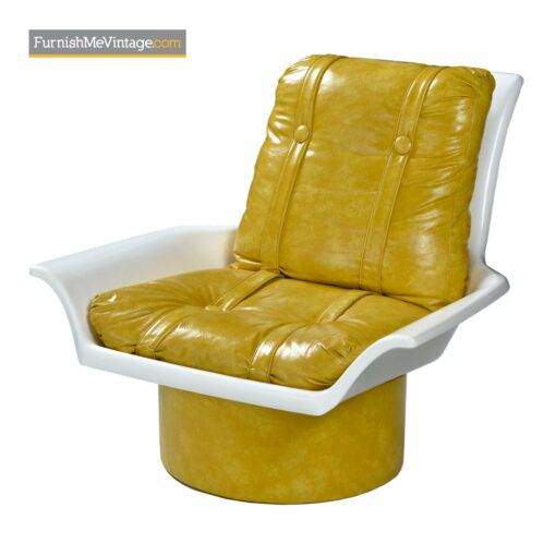 retro futorian lounge chair