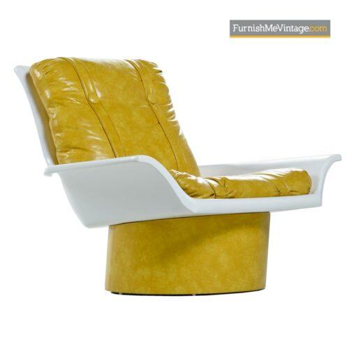 retro modern italian modern armchairs