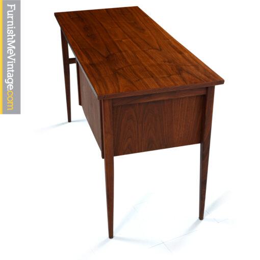 walnut rosewood american of martinsville desk