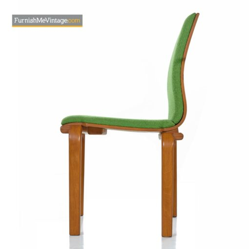 aalto thonet modern bent ply chairs