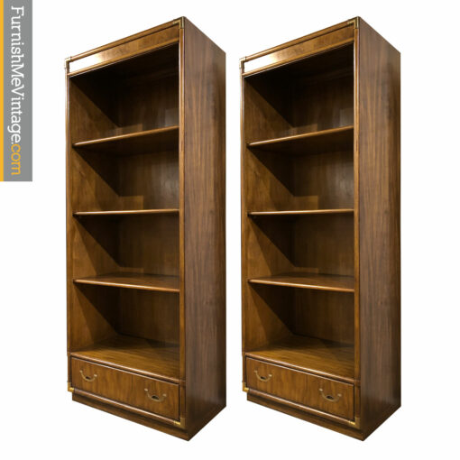 drexel accolade bookcase