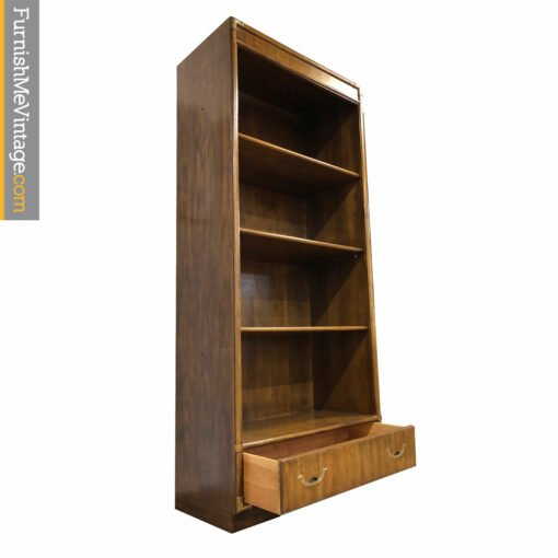 drexel accolade bookcase-with-drawer