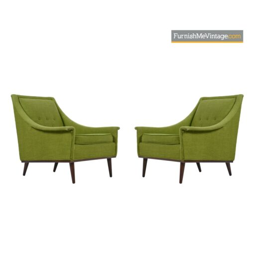 mid century modern selig chairs 7