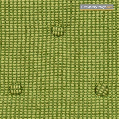 selig green tweed modern lounge chairs