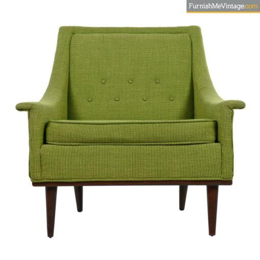 selig lounge chairs danish modern