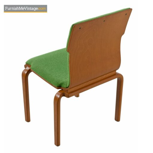 thonet aalto bent ply chairs