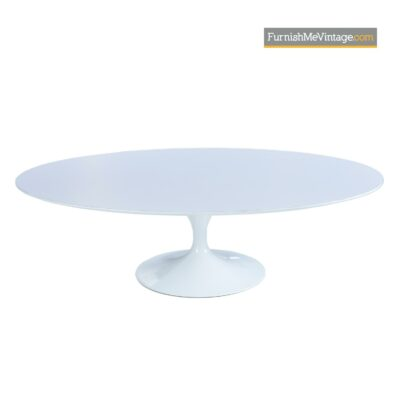 vintage knoll saarinen coffee table