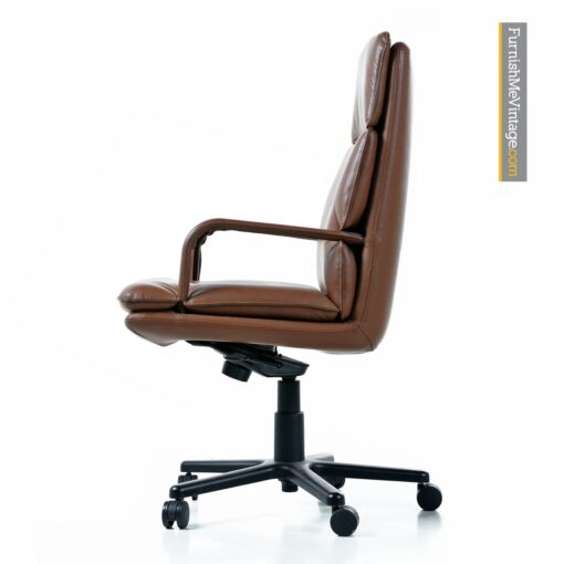 Geiger Attache bristol leather chairs
