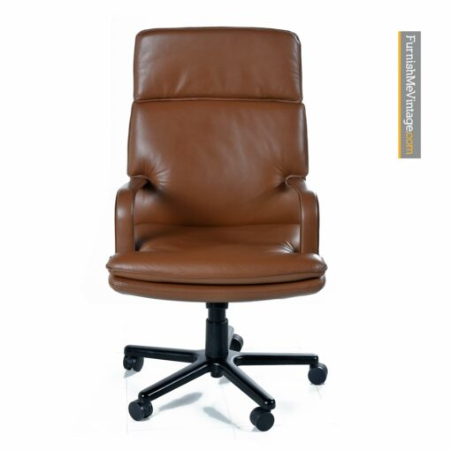 Geiger Attache bristol leather office chairs