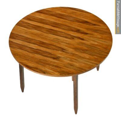 arte sano white walnut table
