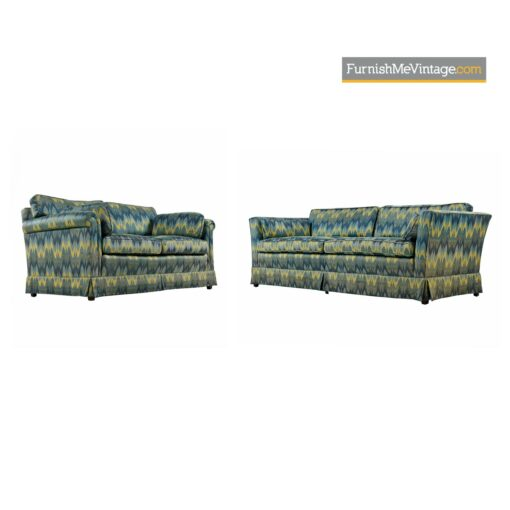 baker sofa set