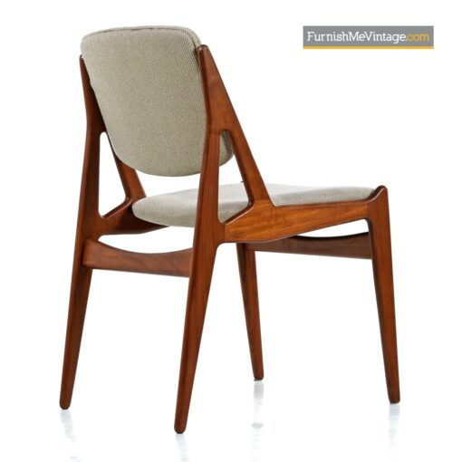 danish teak ella chairs