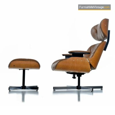 eames lounge chair ottoman plycraft