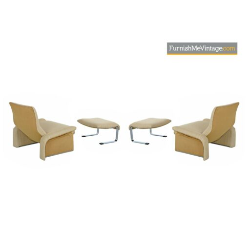 lounge chairs saporiti talia