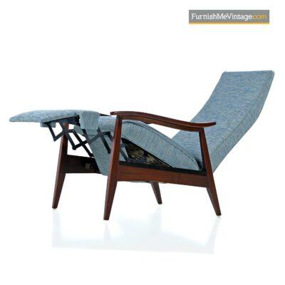 mid century modern recliner