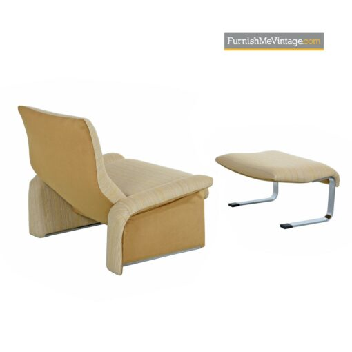 saporiti italia lounge chair set