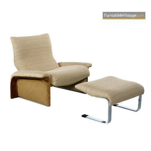 saporiti lounge chairs italian modern