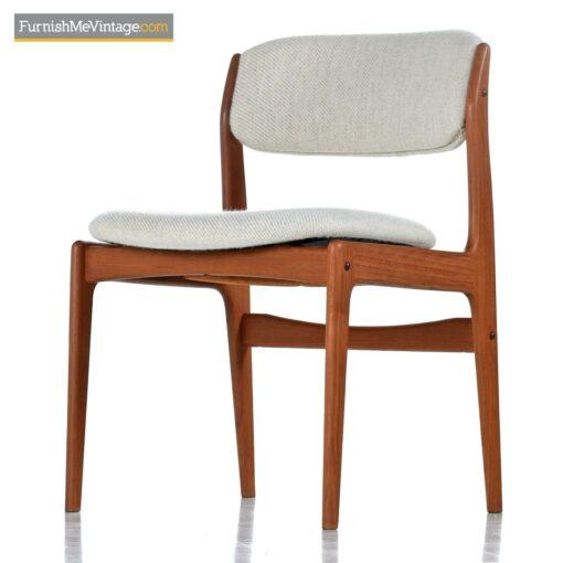 benny linden danish teak chairs