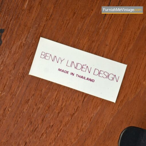 benny linden dining table