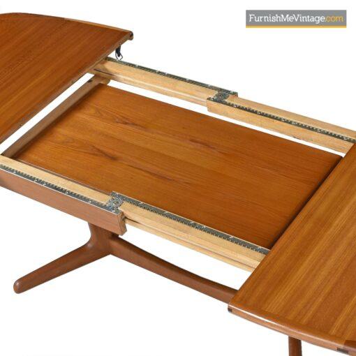 benny linden teak dining table